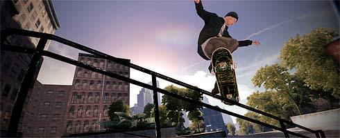 0eea5c23f2 SKATE 2 gets Rob Dyrdek's Fantasy Plaza - VG247