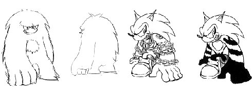 sonic unleashed concept