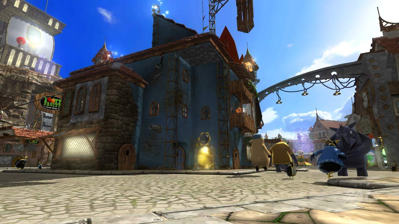 Banjo-Kazooie: Nuts & Bolts DLC gets screens and movie - VG247