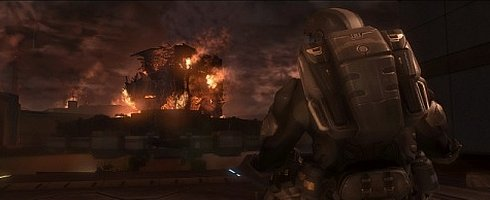 Halo 3: ODST maps Citadel, Heretic, and Longshore get videos