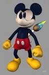 Hero Mickey