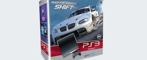NFS Shift PS3 Bundle