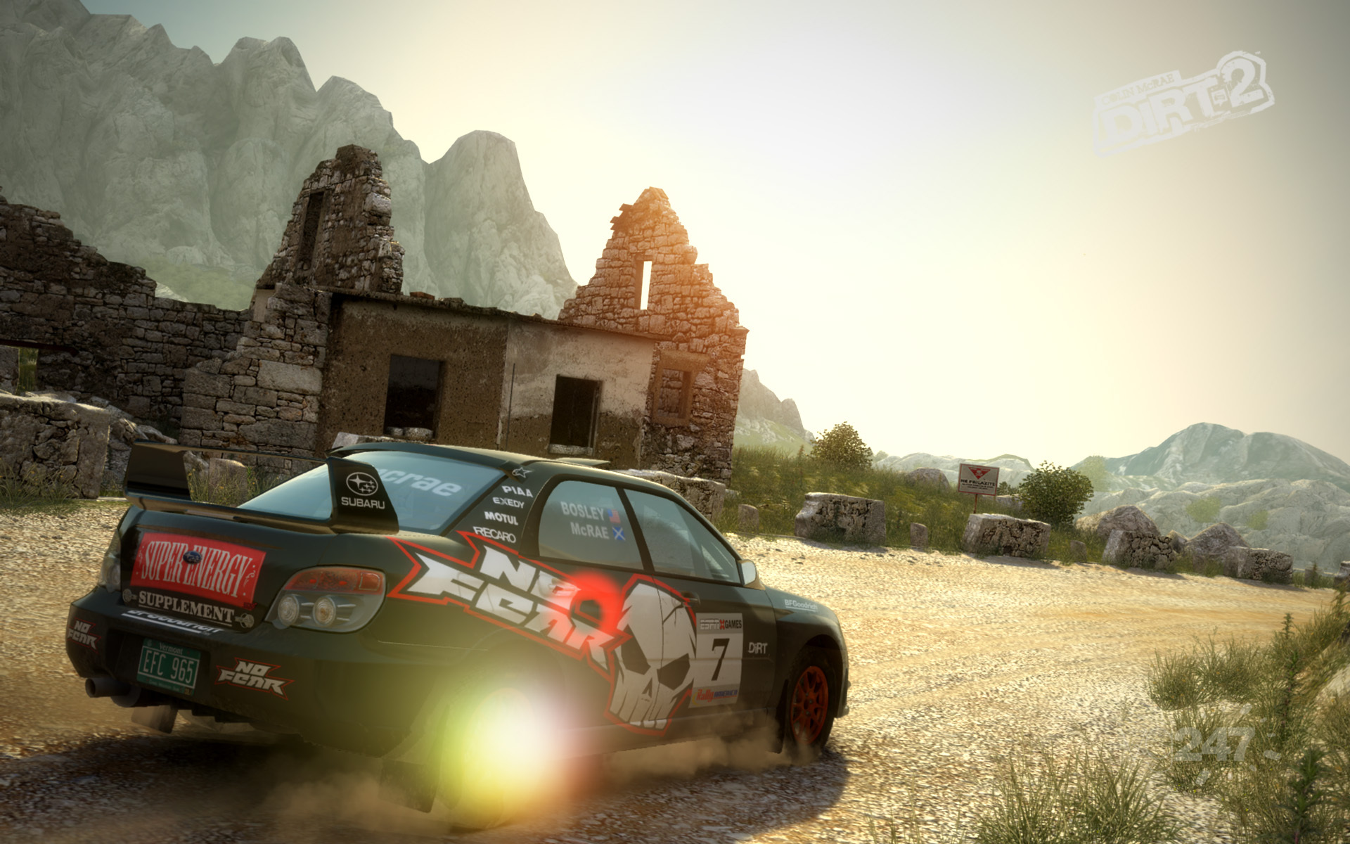 DiRT 2 PC to be released on December 4 | VG247