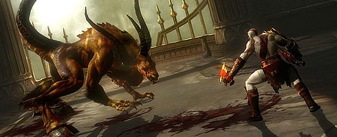 GoW III video shows how Chimera was made - VG247