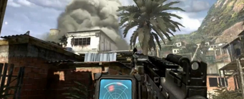Modern Warfare 2 MP