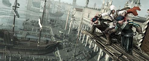 Assassin's Creed 2'den yeni video