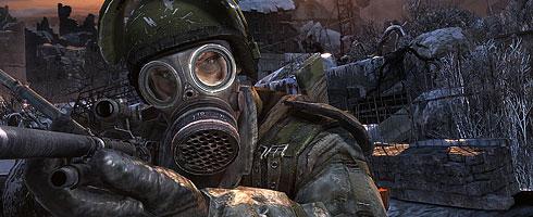 THQ: Metro 2033 не игра с открытым миром (РС)