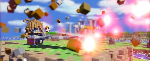 الاعلان عن موعد صدور لعبة 3D Dot Game Heroes