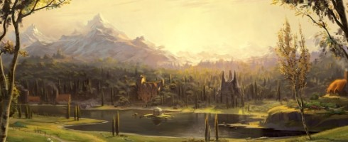 صدرت صوره فنية جديدة للعبة Fable III
