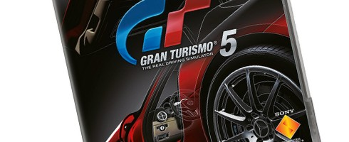 GT5 Packshot