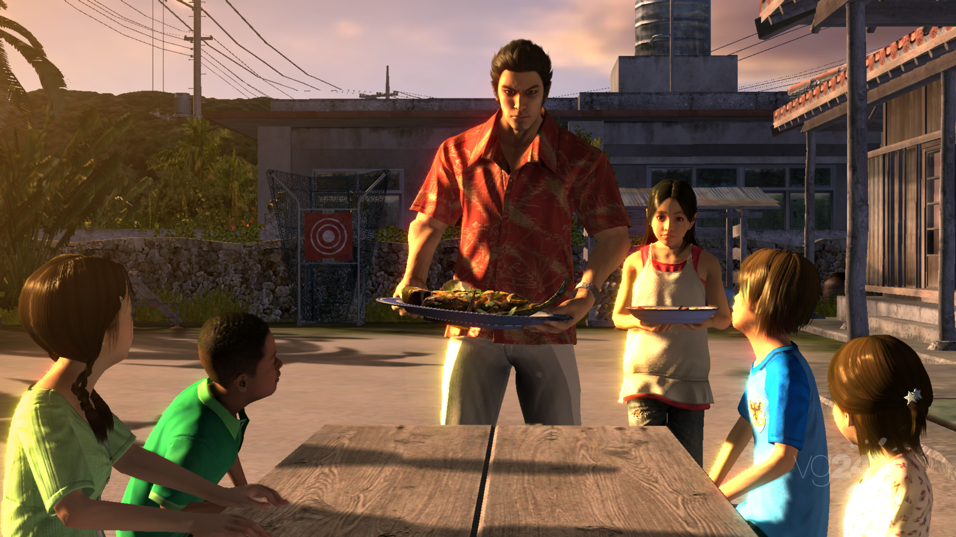 Yakuza 3 dated for March 12 in UK - VG247