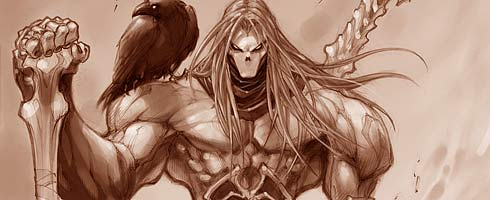 Darksiders Strife Fury And Death Art Revealed Vg247