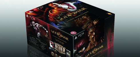 GoW III UTE packaging