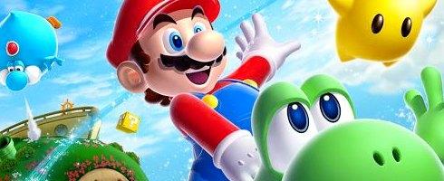 Mario Galaxy 2 BO