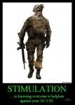 COD MW2 Stimulus