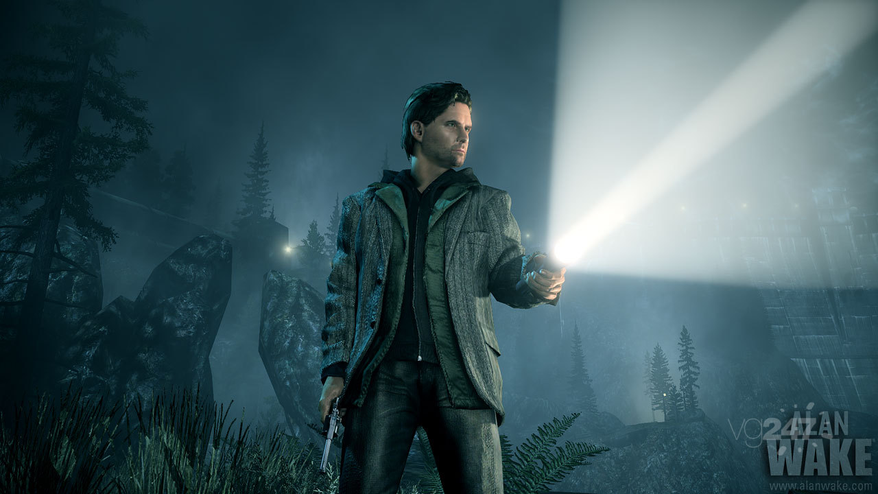 Alan Wake and For Honor are now free on the Epic Games Store