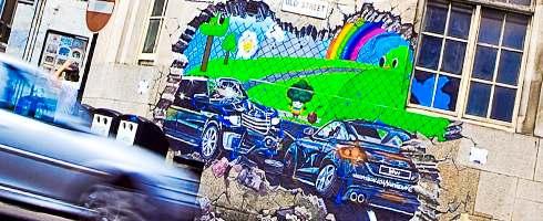 blur 3d art