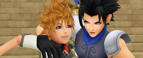 Kingdom Hearts: Birth By Sleep дата выхода в Европе