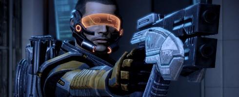 """Mass Effect 2 no PS3 """"tão bom, ou até melhor"""" Me2-dlc"""