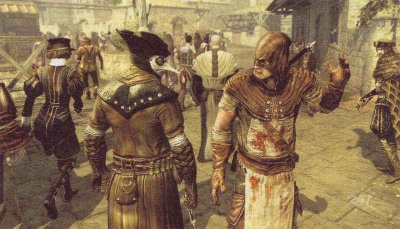 Assassin S Creed Brotherhood Shots Show Plague Doctor Vg247