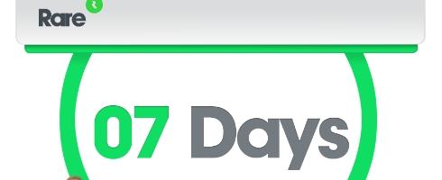 rare countdown