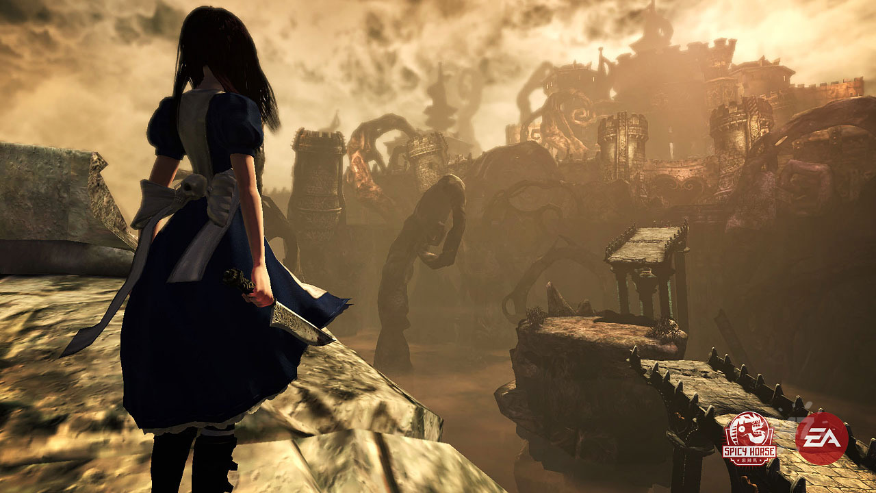Alice Madness Returns Walkthrough Chapter 2 ea announces alice and more at ca showcase - first alice