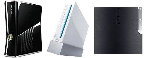 2010 consoles
