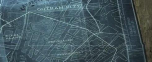 Arkham Asylum Game Concept Art