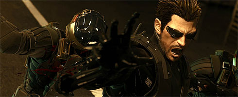Deus Ex not toned down for consoles - VG247