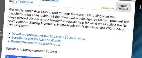 eg podcast