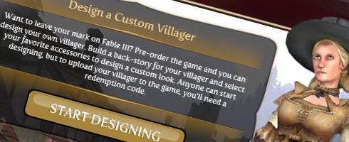 fable iii villager designer
