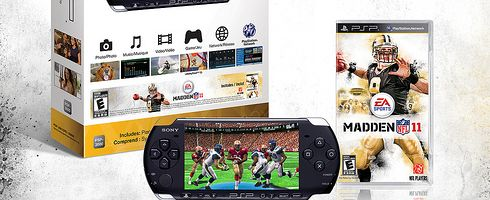 madden psp bundle