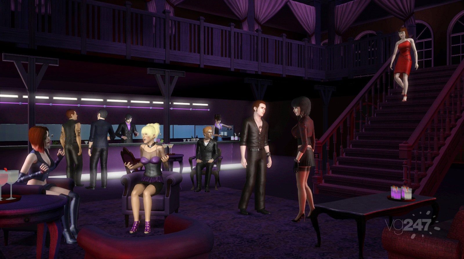 Sims 3 Late Night Expansion Pack ships to stores - VG247