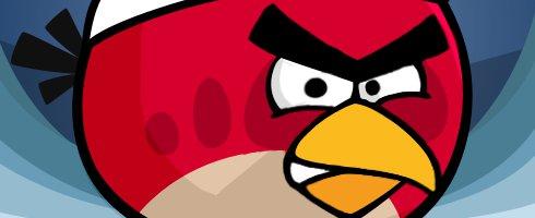 angry birdsxmas