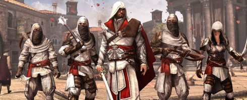 Assassin S Creed Brotherhood Animus Project Update 2 0 Dlc Now