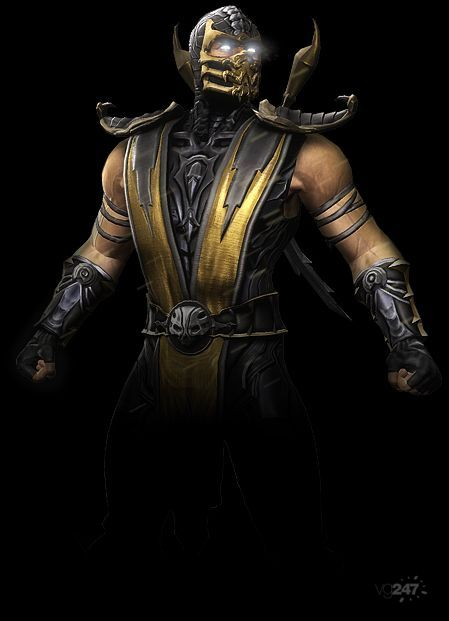mortal kombat scorpion pictures. mortal kombat scorpion vs sub