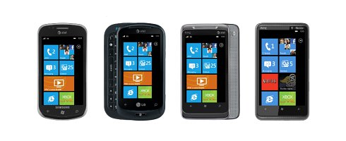 windows7phones