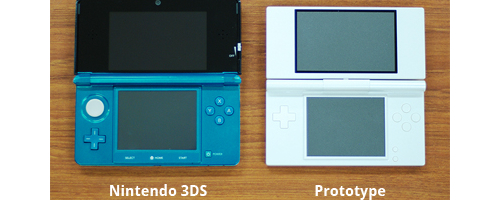 3ds prototype