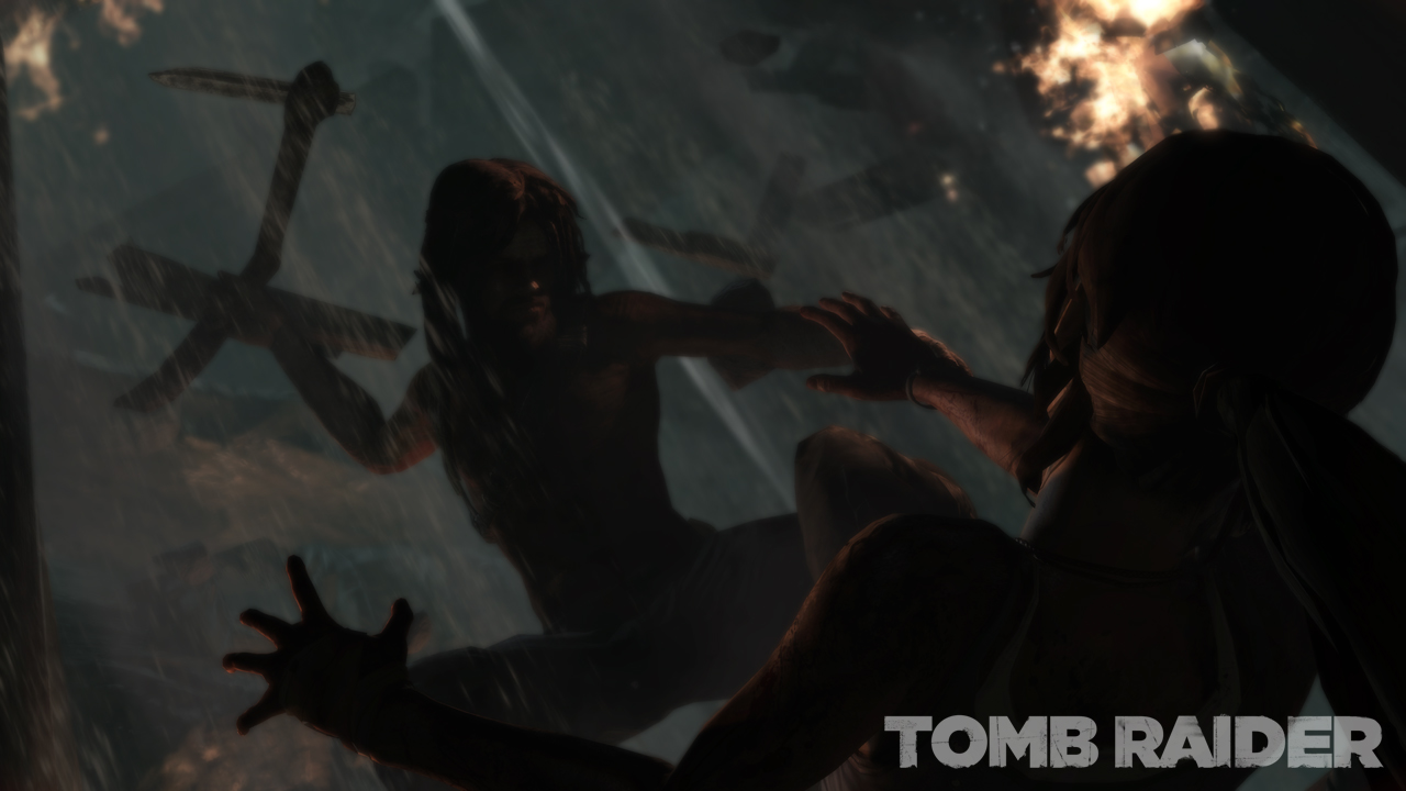 The Victimization Of Lara Croft