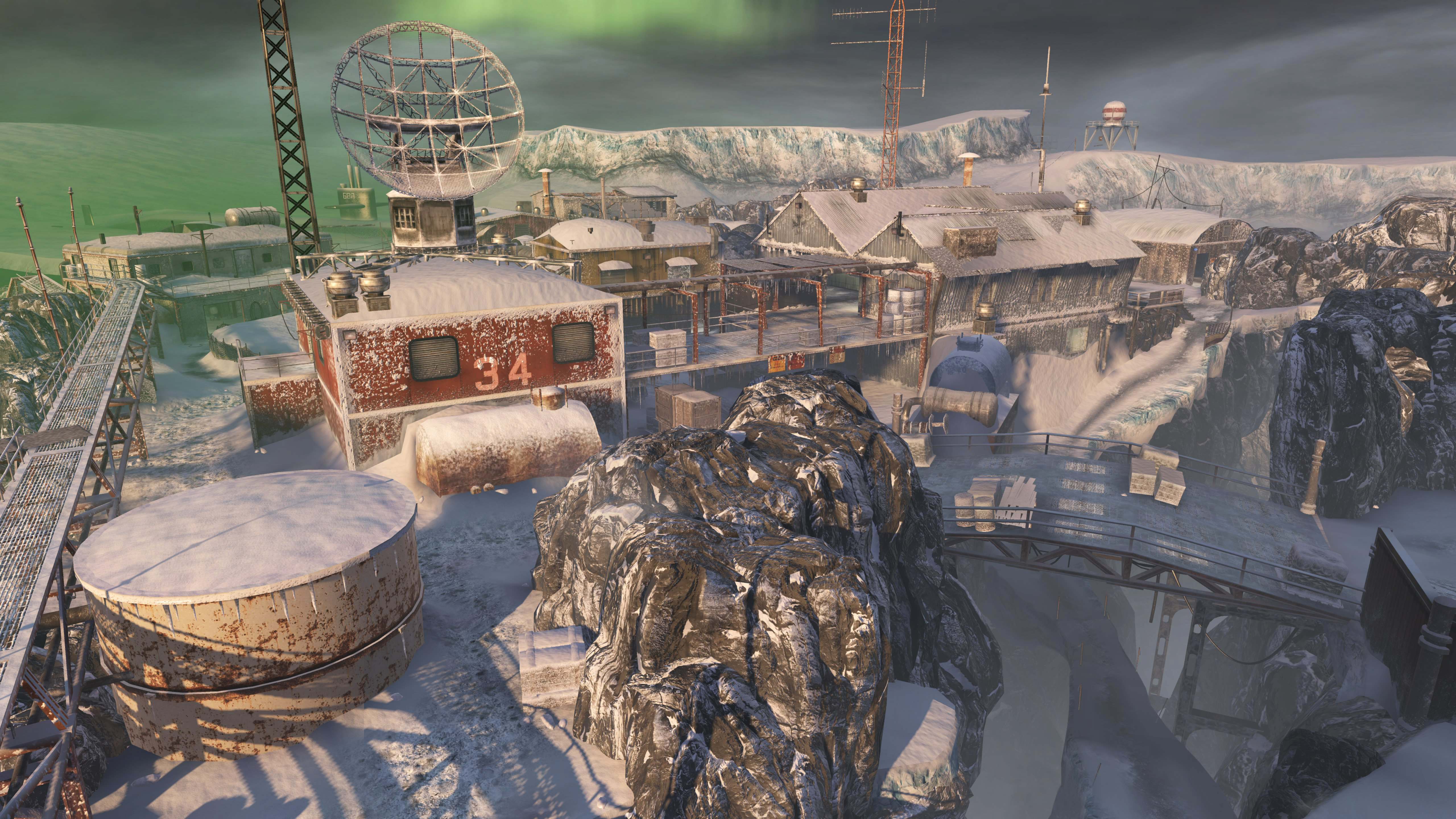 Call of Duty: Black Ops - First Strike shots show Map Pack's ... Call Of Duty Ascension Map Pack on