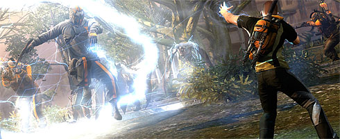 Gameplay Videos Infamous 2 in Game Infamous 2 Videos