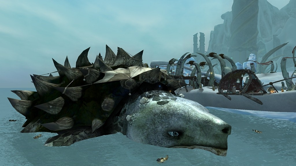 Everquest II: Destiny of Velious screenshots are very cool - VG247
