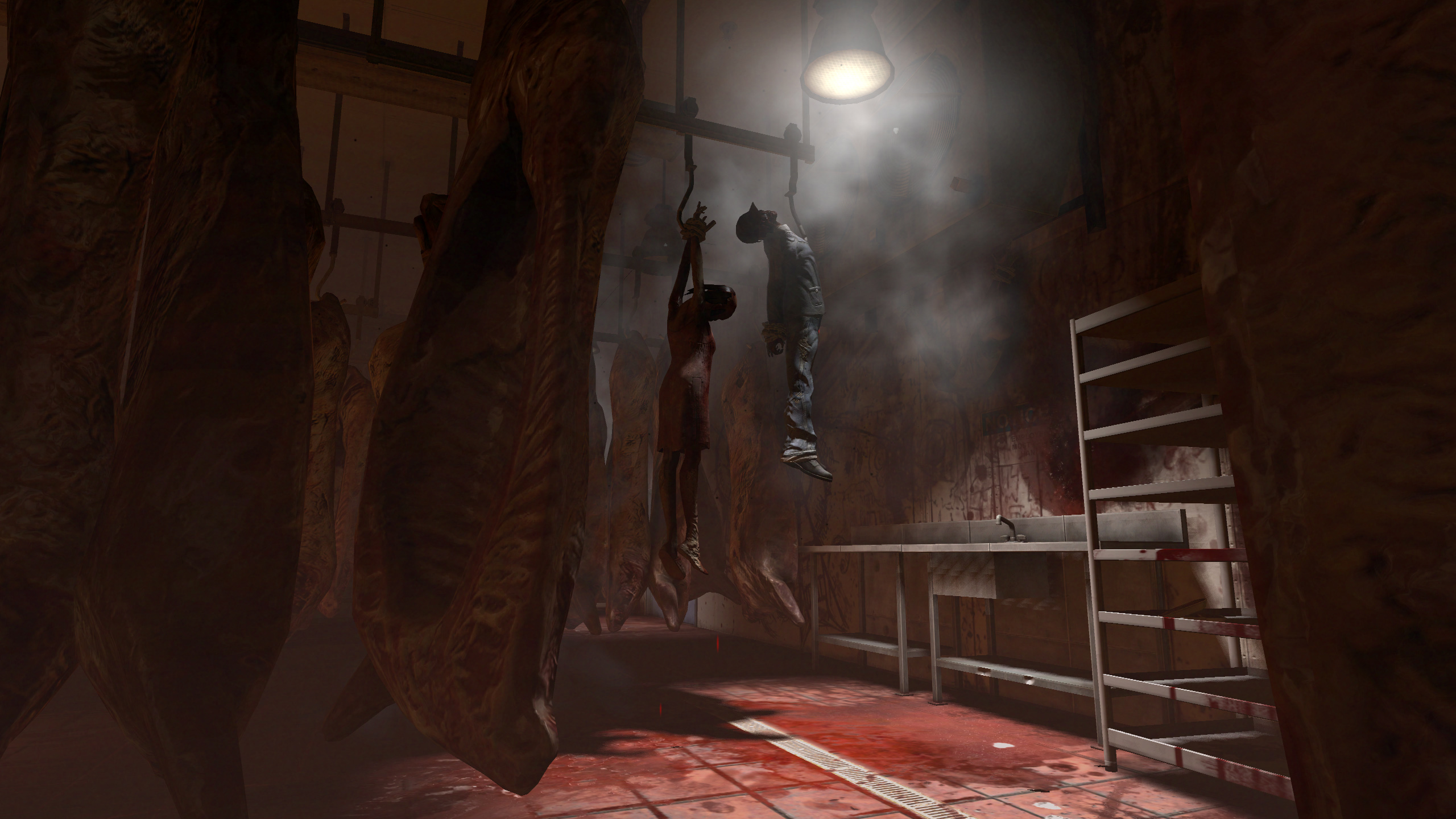 Quick Shots FEAR 3 Brings The Horror