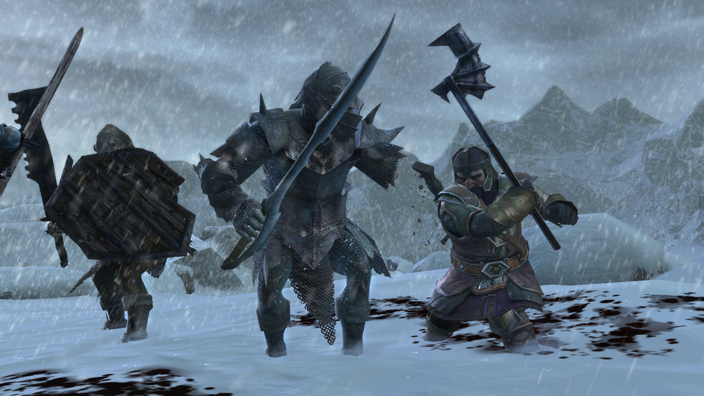 LOTR: War in the North video introduces the Black Númenórean - VG247