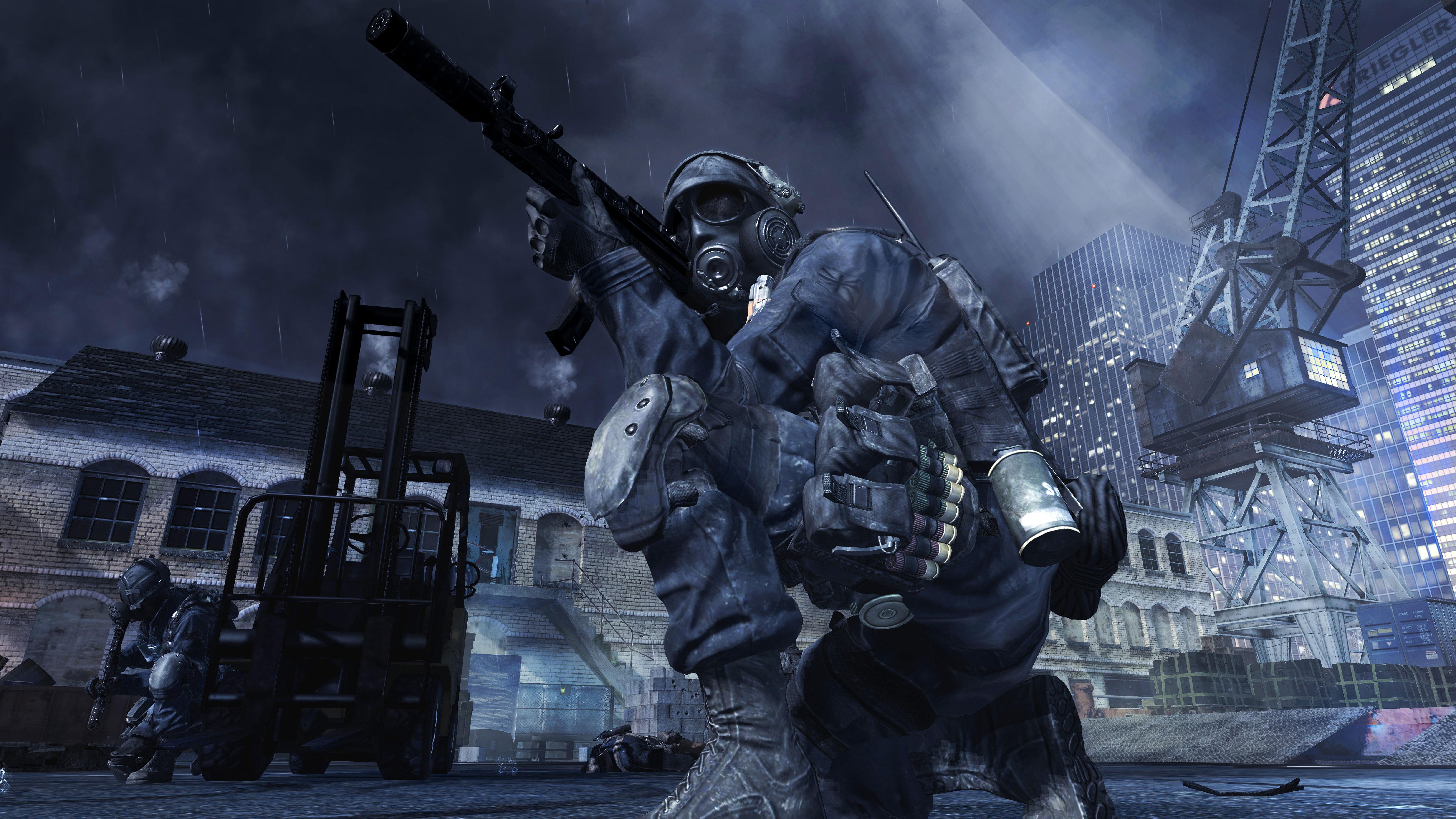 Modern Warfare 3 shown in London – shots, impressions | VG247