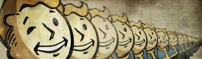Fallout: New Vegas - Vault Boy