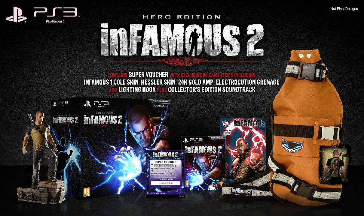 Gameplay Videos Infamous 2 Video Reveals Infamous 2 39 s e3