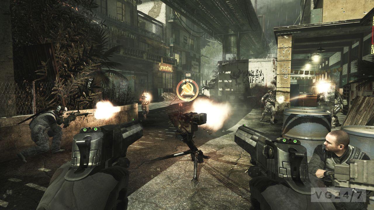 Modern Warfare 3 Multiplayer Weapons Tips