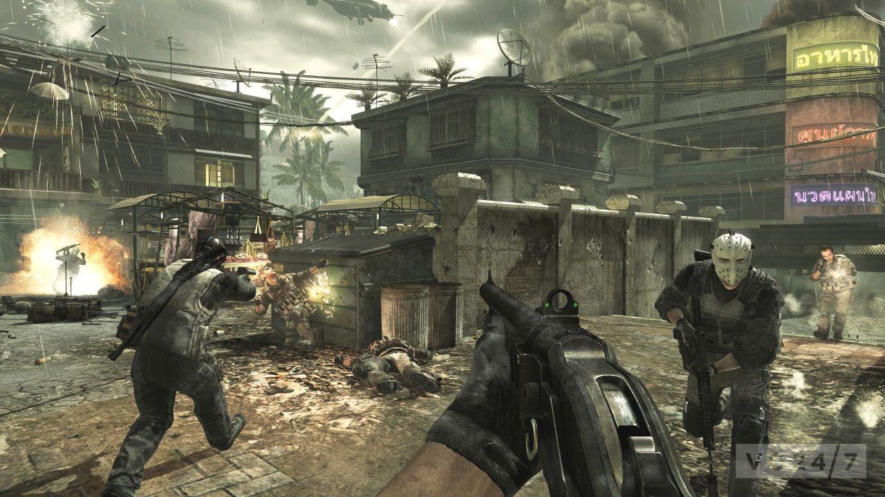 "NEW ""MODERN WARFARE 3"" Multiplayer Gameplay! - (Call of Duty MW3 ..."