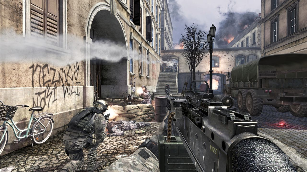MW3 multiplayer: All the facts, first screenshots   VG247